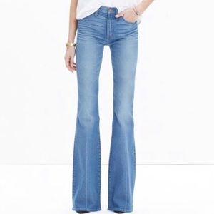 Madewell Flea Market Flare 24 Jeans